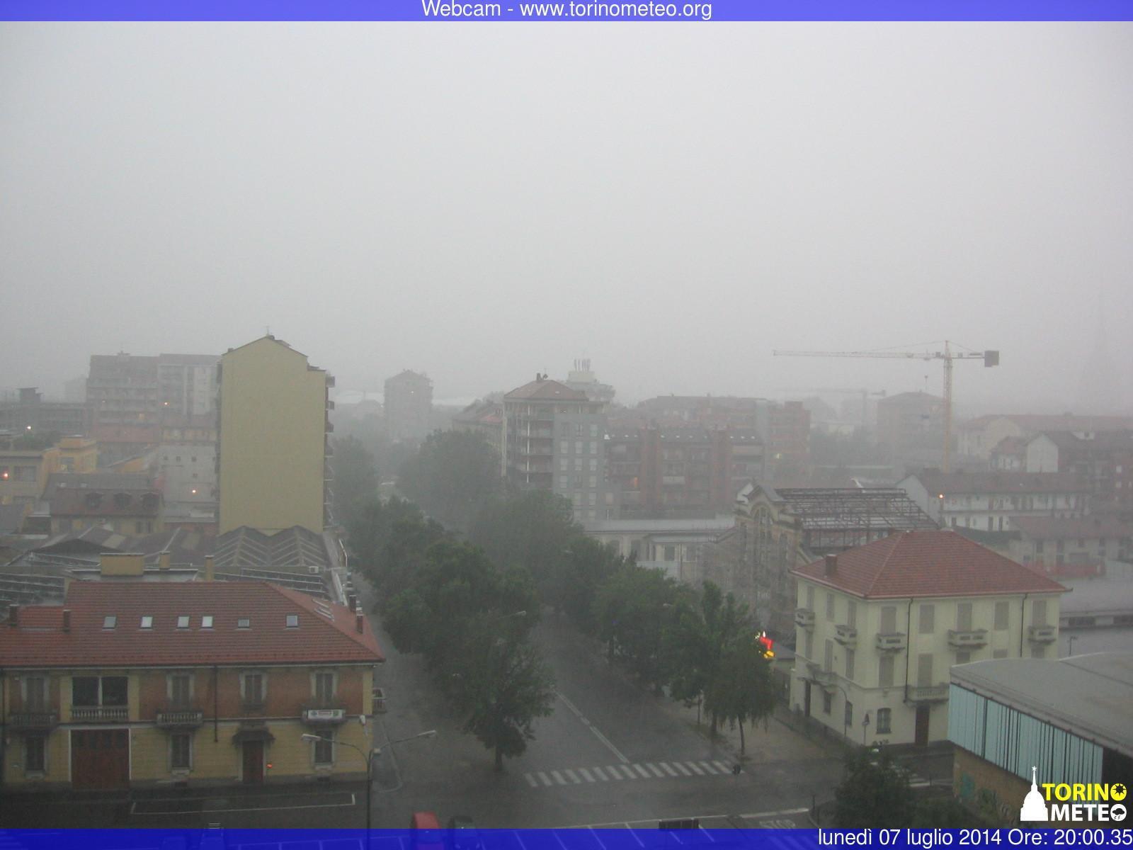 Temporale Torino